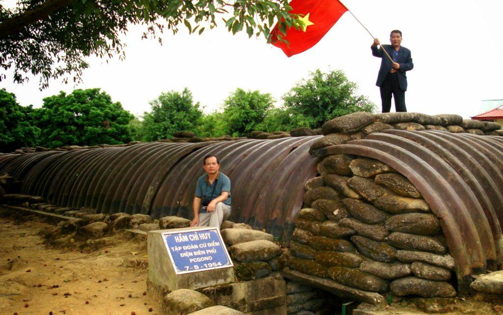 Dien Bien Phu Victory Historical Site 1024x642 - Sapa Backroad Motorbike Tour to Dien Bien Phu – Son La – Mai Chau
