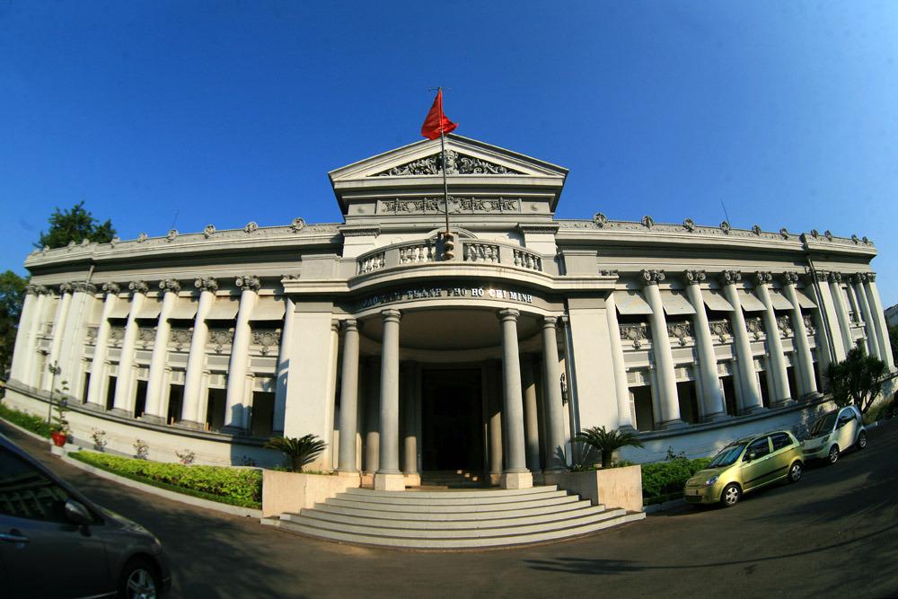 Gia Long Palace - FULL-DAY SAIGON CITY TOUR BY MOTORBIKES