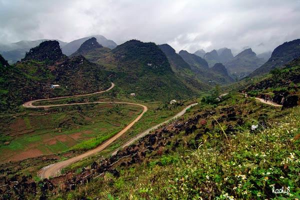 Northeast Vietnam dirt bike tour to Yen Bai, Ha Giang, Cao Bang