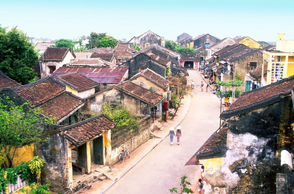 Hoi An 2 1024x675 - HANOI MOTORBIKE TOUR TO NHA TRANG ON HO CHI MINH TRAIL FOR 11 DAYS