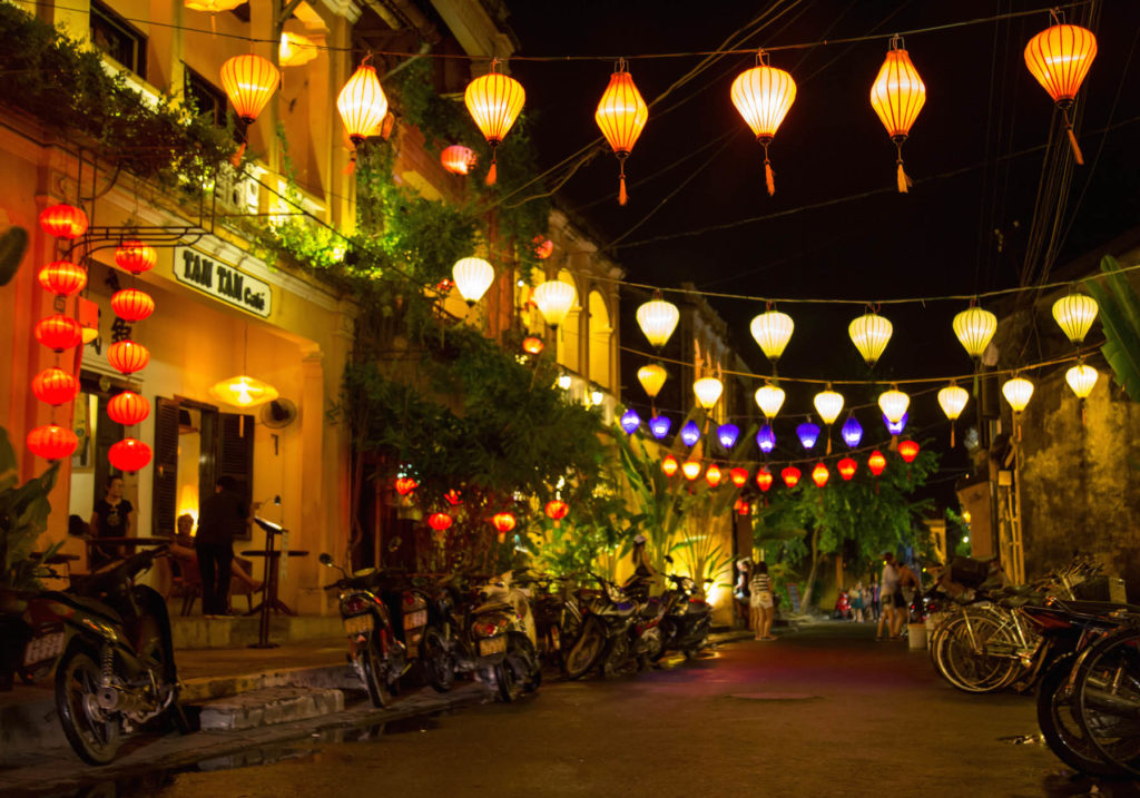 Hoi An Venice Vietnam travel traveling couple moments fo yugen 1024x717 - BEST VIETNAM MOTORCYCLE TOUR ON HO CHI MINH TRAIL FOR 15 DAYS