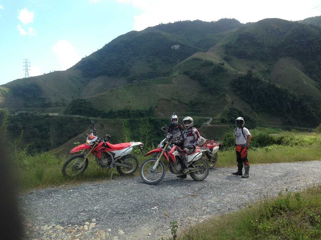 Lang Son motorbike tour - HANOI OFFROAD MOTORCYCLE TOUR TO SAPA IN RUSH