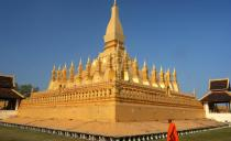That Luang In Vientiane 210x128 - Gallery : Laos attractions in photos