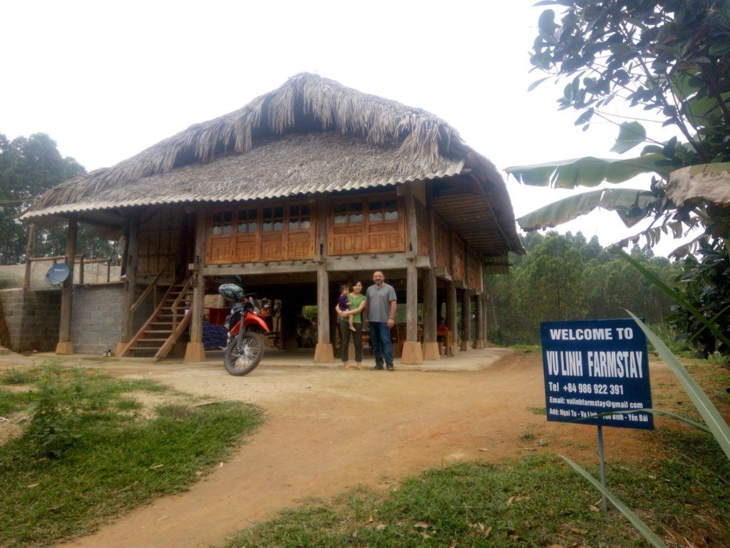 Vu linh homestay 1024x768 - NORTHWEST VIETNAM DIRT MOTORBIKE TOUR FOR 10 DAYS