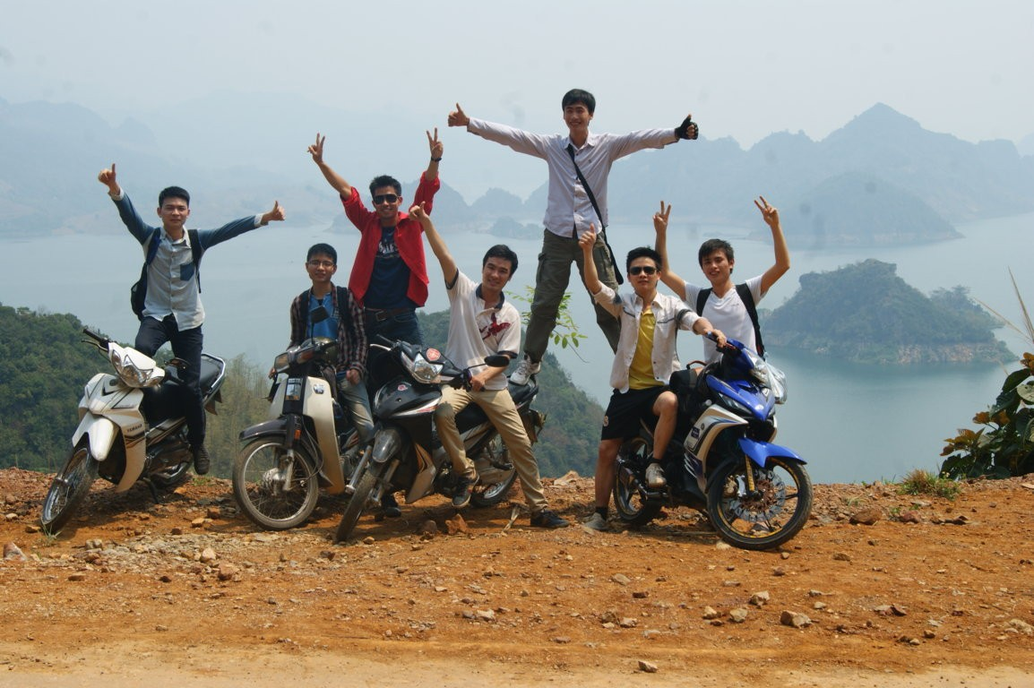 OVERALL NORTHEAST VIETNAM MOTORBIKE TOUR FOR DISCOVERIES