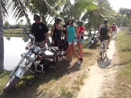 HOI AN MOTORBIKE TOUR FOR COOKING CLASS AT RED BRIDGE RESTAURANT