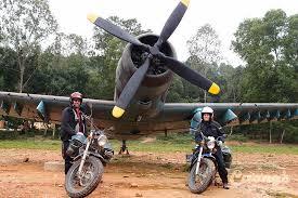 Hue Motorbike Tour to DMZ, Khe Sanh, Hoi An