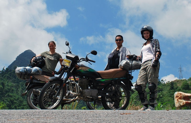 BEST NORTHERN VIETNAM MOTORBIKE TOUR TO HA GIANG, CAO BANG