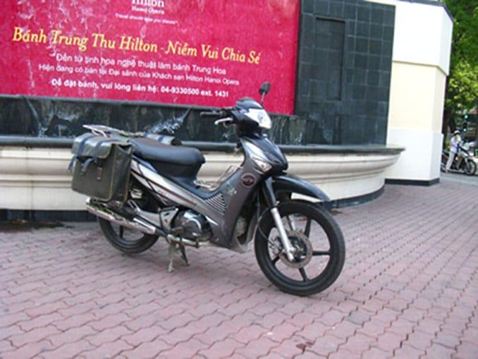 50568 HONDA FUTURE NEO 125 CC 2 - Honda Future Neo 125cc