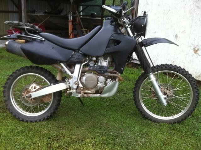 Honda XR 650cc
