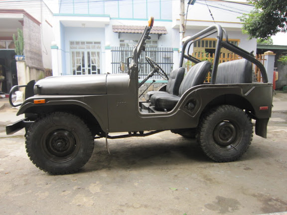 SAIGON JEEP TOUR TO CAN GIO AND SAC FOREST FOR 1 DAY