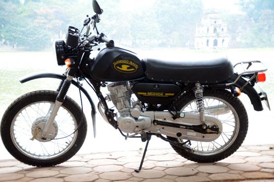 Minsk X - Minsk X 125 cc