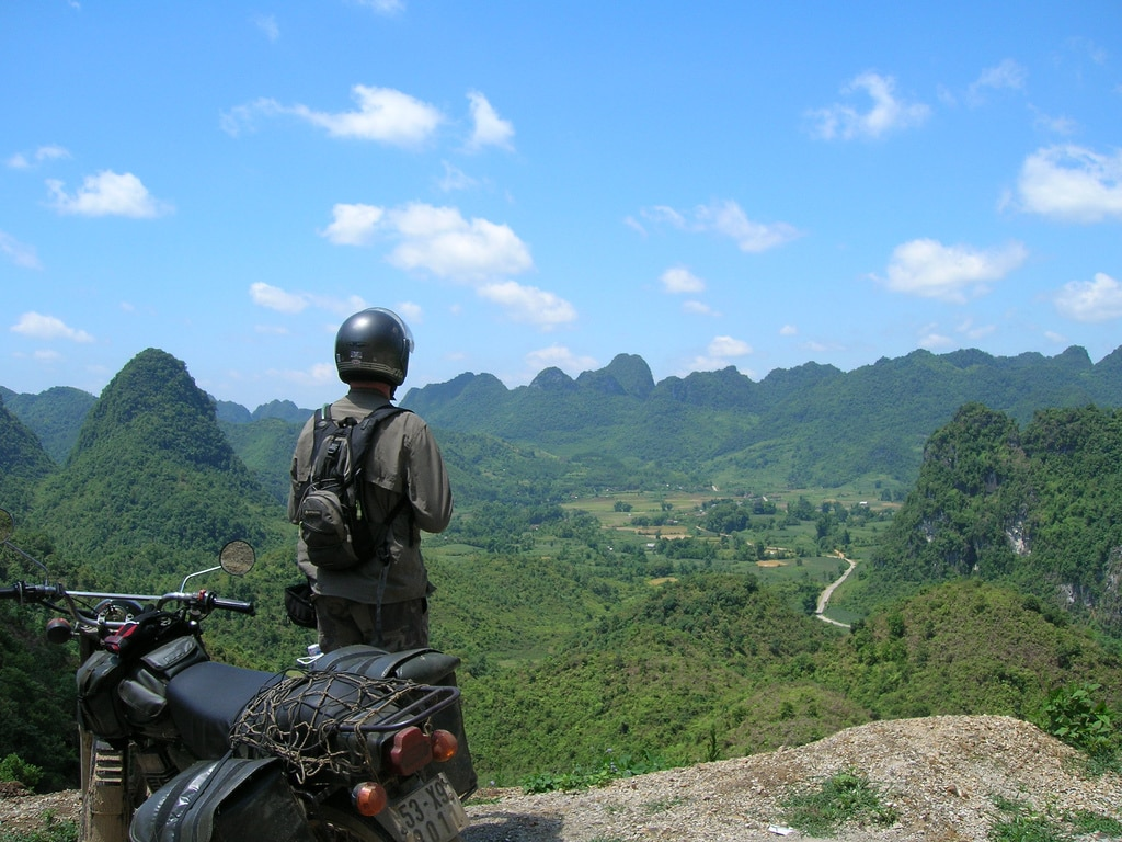 Motorbike tour image - 2-DAY HUE MOTORBIKE TOUR TO PHONG NHA AND THIEN DUONG CAVE