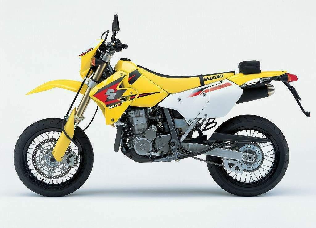 Suzuki DRZ 400cc