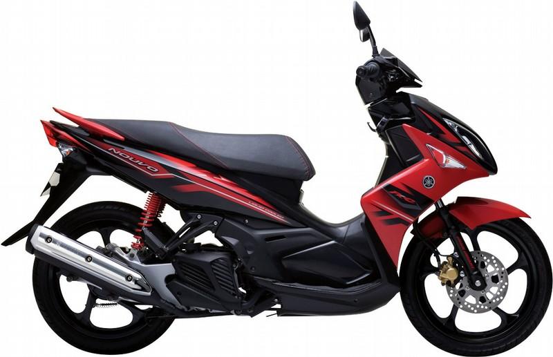 Yamaha Nouvo 110 - Yamaha Nouvo 125cc