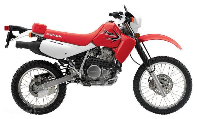 Honda XR 650cc – Model 2011