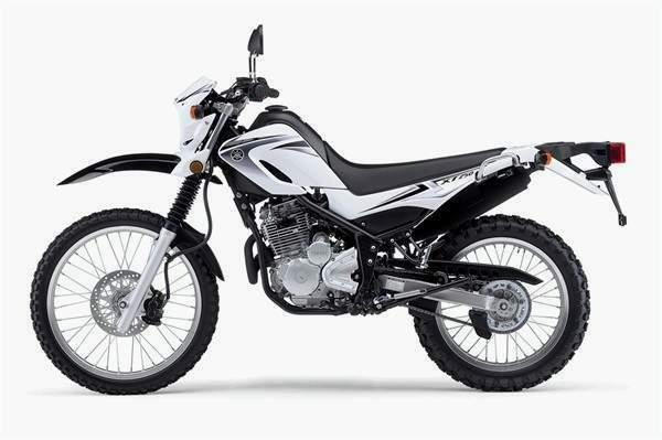 Yamaha Serrow 230cc