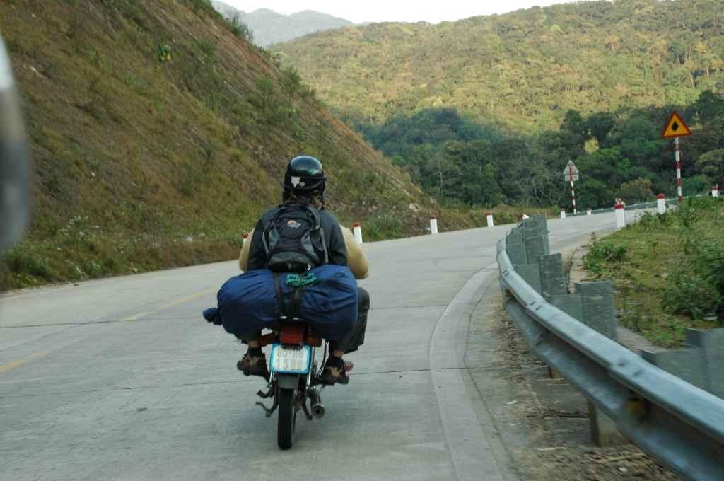 Saigon Motorbike Tour to Hanoi on Ho Chi Minh Trail & along the coast