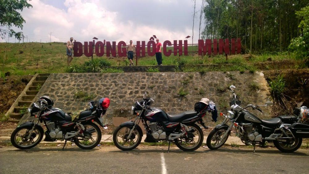 Ho Chi Minh Trail e1505728662560 - HUE MOTORBIKE TOUR TO DMZ - KHE SANH - HOI AN