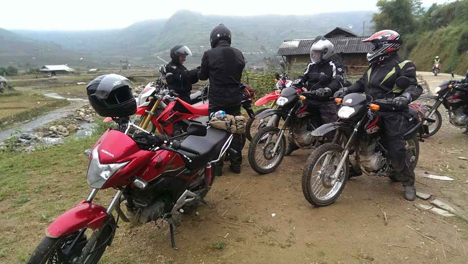 SAIGON MOTORBIKE TOUR TO CU CHI, TRAM CHIM NATIONAL PARK FOR 2 DAYS