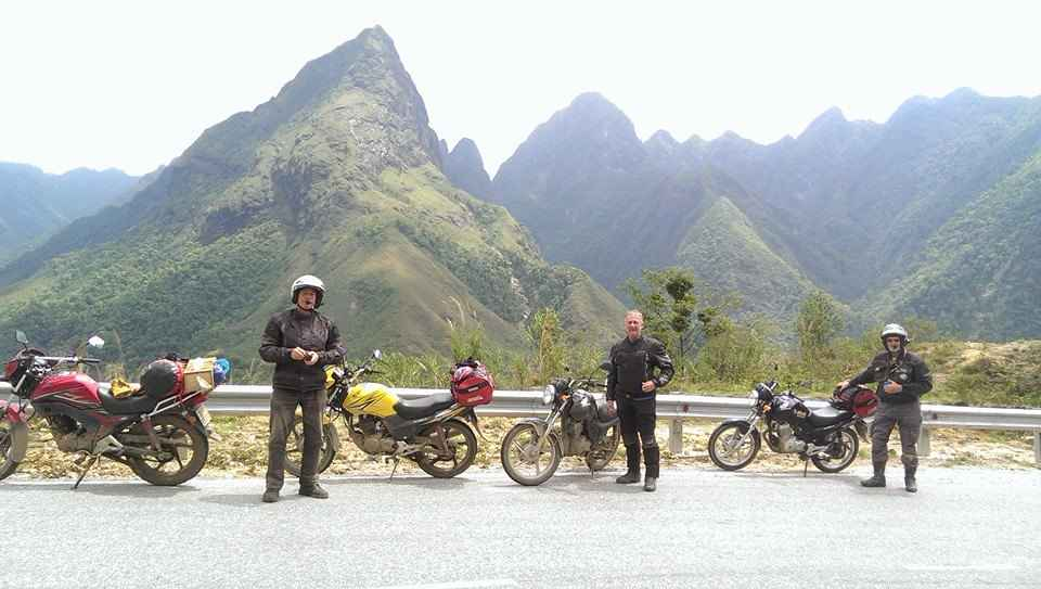 NORTHWEST VIETNAM DIRT MOTORBIKE TOUR FOR 10 DAYS