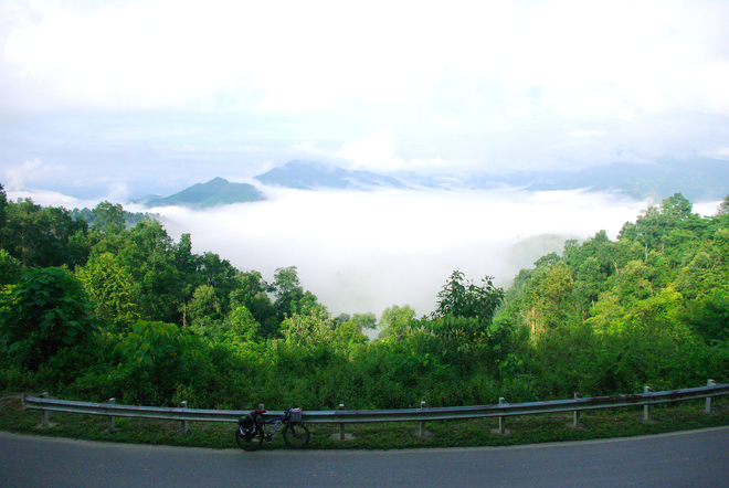 Pha Din Pass - NORTHWEST VIETNAM OFFROAD MOTORBIKE TOUR TO SAPA WITH NIGHT TRAIN BACK