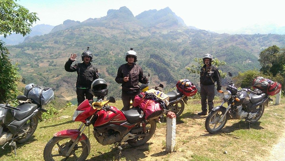 motorbike - BEST FAR-NORTH VIETNAM OFFROAD MOTORBIKE TOUR