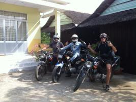 Mui Ne motorbike tour to Da Lat and Nha Trang