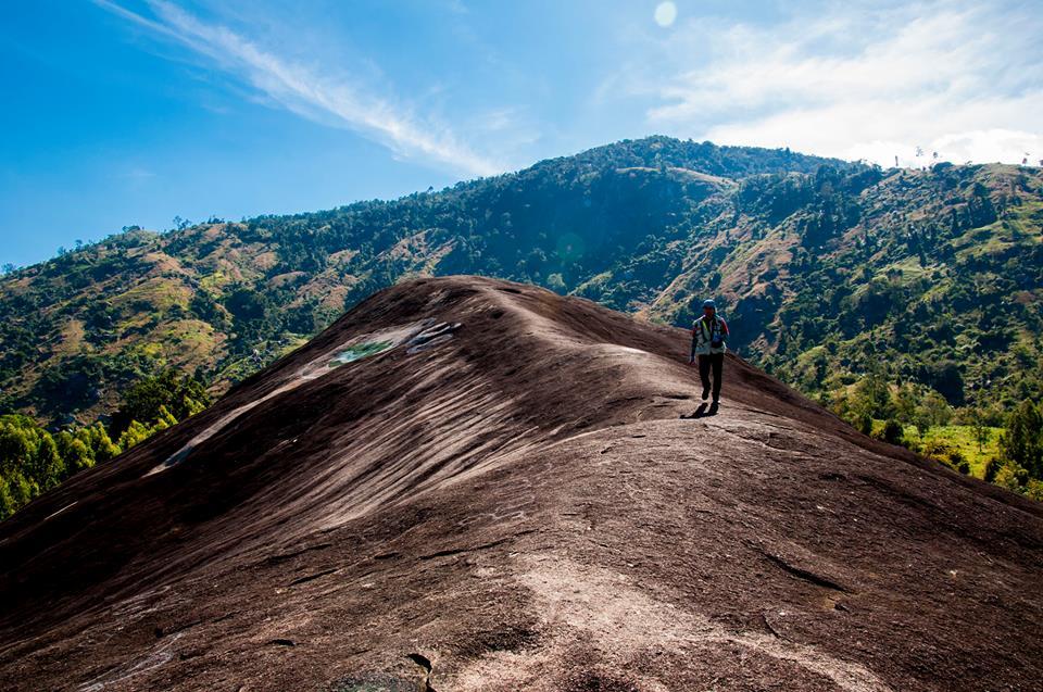 Elephant Rock mountain - MUI NE MOTORBIKE TOUR TO DA LAT - BUON MA THUOT - NHA TRANG