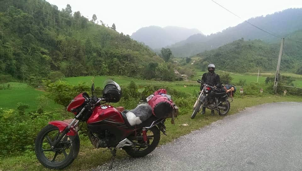 Hanoi Motorbike Tour to Halong Bay, Cat Ba Island for 4 Days