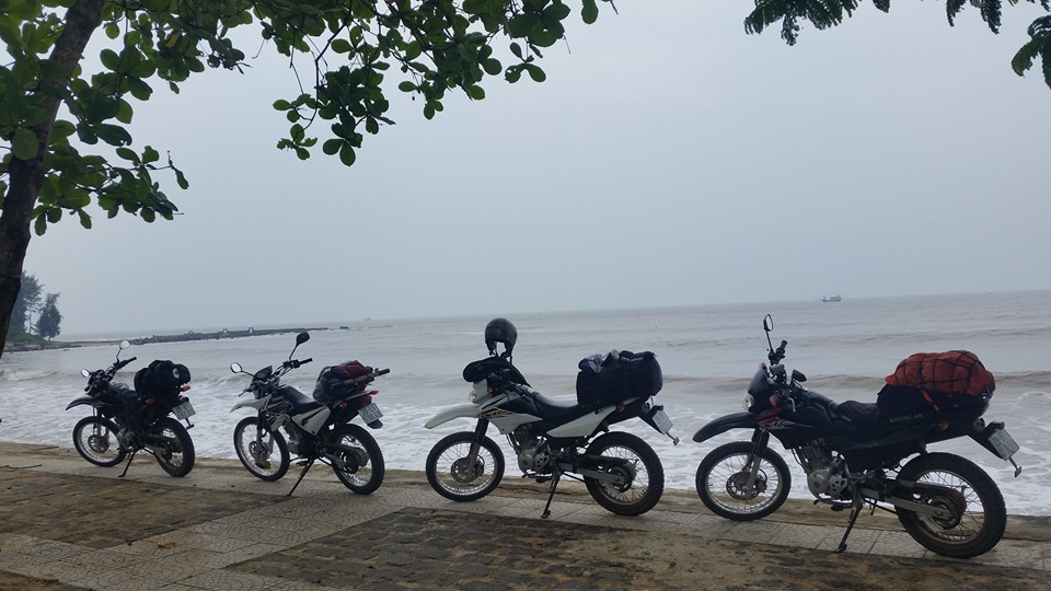 14-DAY SAIGON TO HANOI MOTORCYCLE TOUR VIA HO CHI MINH TRAILS AND COASTLINE