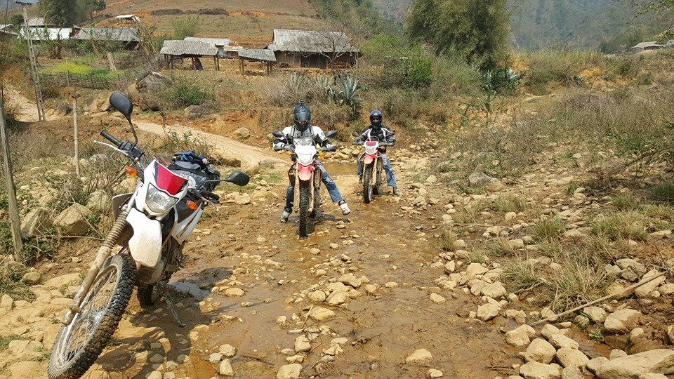 Sapa Motorbike Tour to Ha Giang, Dong Van, Meo Vac, Ba Be lake