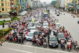 Short Hanoi motorbike tour
