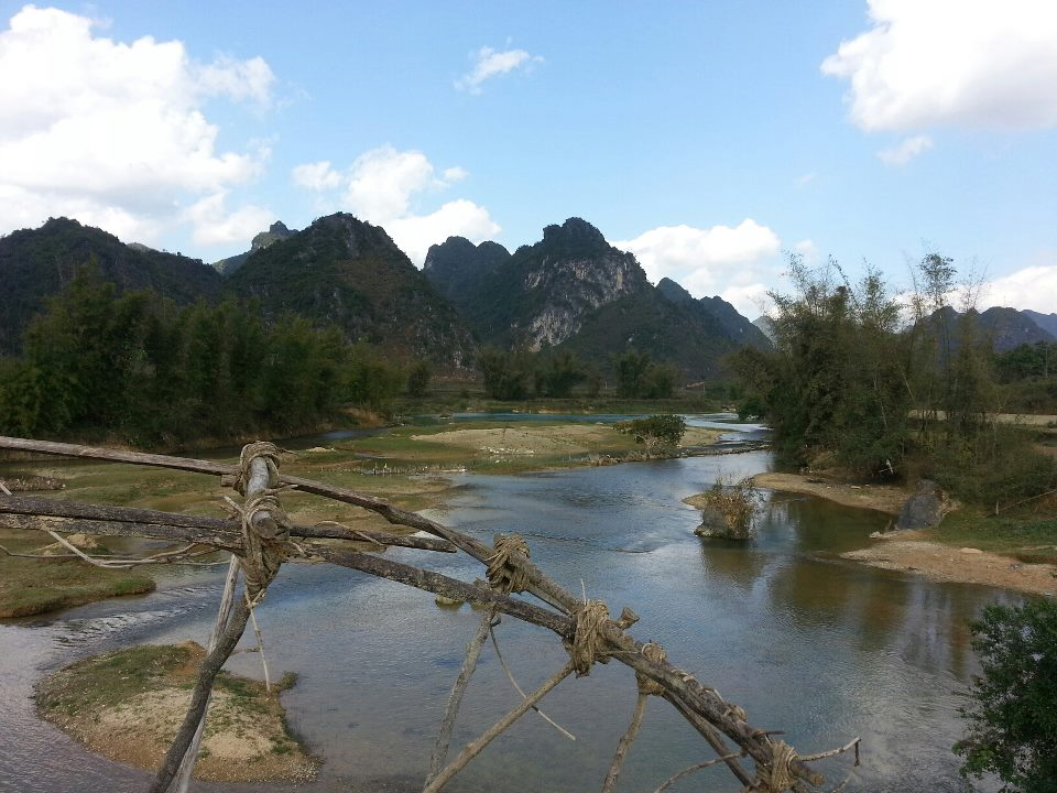 Motorbike Tour to Pu Luong in Thanh Hoa