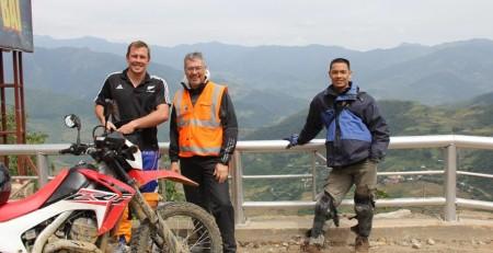 Hoi An motorbike tour to Hanoi