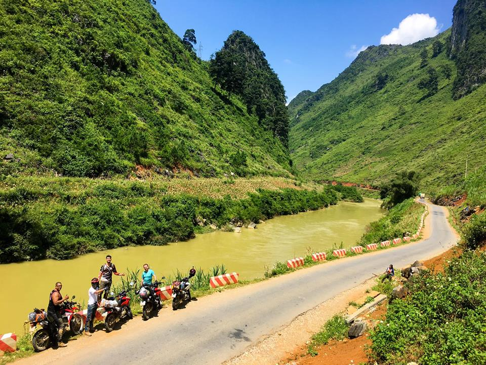 Motor 007 - NORTHWEST VIETNAM DIRT MOTORBIKE TOUR FOR 10 DAYS