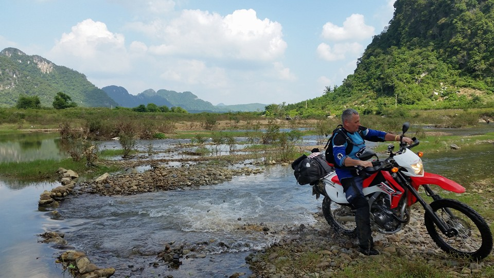 HOI AN MOTORBIKE TOUR TO SAIGON VIA CENTRAL HIGHLANDS AND MEKONG DELTA