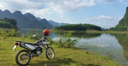 Saigon motorbike tour to Hoi An via Ho Chi Minh Trails and Central Highlands
