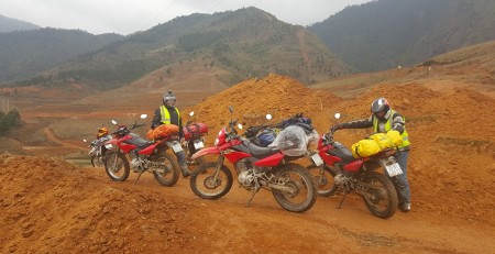 Vietnam motorbike tour from Saigon to Hue via Central Highlands and Ho Chi Minh Trails
