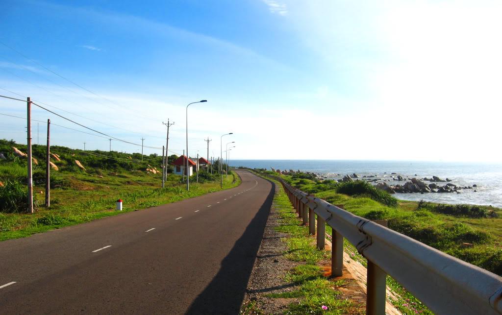 Lagi Binh Thuan Province - SAIGON MOTORCYCLE TOUR VIA MUI NE TO DA LAT AND NHA TRANG