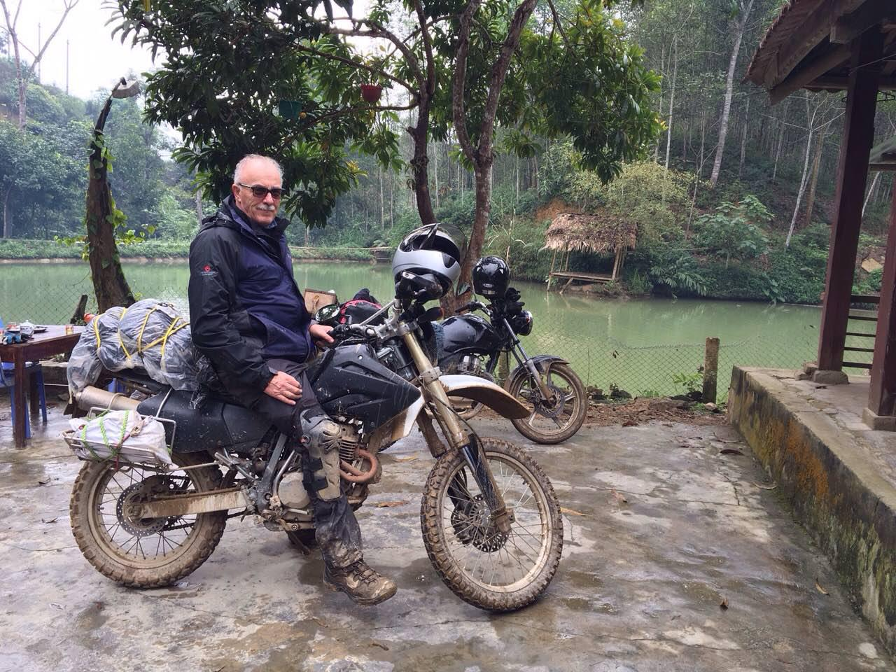 Hoi An motorbike tour to My Lai for one day