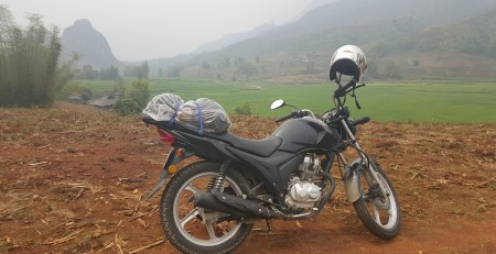 Hoian Backroad Motorbike Tour to Hue via Khe Sanh, DMZ, Vinh Moc