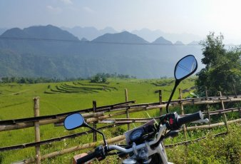 NORTHEAST VIETNAM MOTORBIKE TOUR TO HA GIANG VIA BAC HA, BA BE – 7 DAYS
