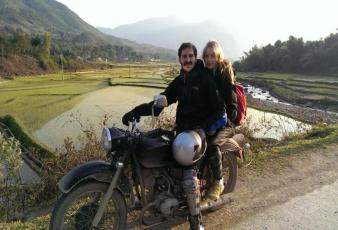 Than Uyen motorbike tours to Mu Cang Chai - BACK-ROAD VIETNAM NORTH-WEST MOTORBIKE TOUR TO HA GIANG