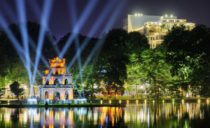 Hoan Kiem Lake 210x128 - Top Things to do in Hanoi