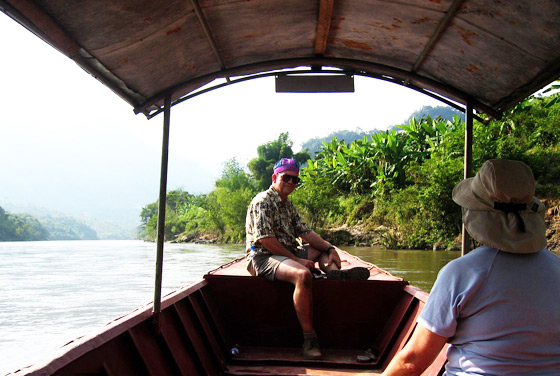 boating on chay river to coc ly - Sapa Motorcycle Tour to Can Cau & Bac Ha Markets