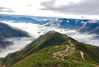 Hanoi Offroad Motorbike Tour to Mai Chau and Ta Xua Peak – 3 Days
