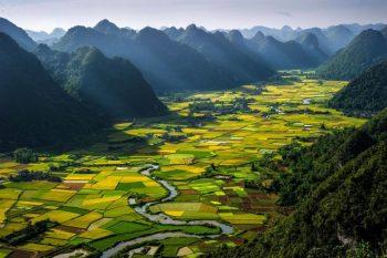 Bac Son Valley Vietnam 1024x683 - Fabulous beauty of Bac Son Valley – The valley of Sunshine
