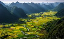 Bac Son Valley Vietnam 210x128 - Fabulous beauty of Bac Son Valley – The valley of Sunshine
