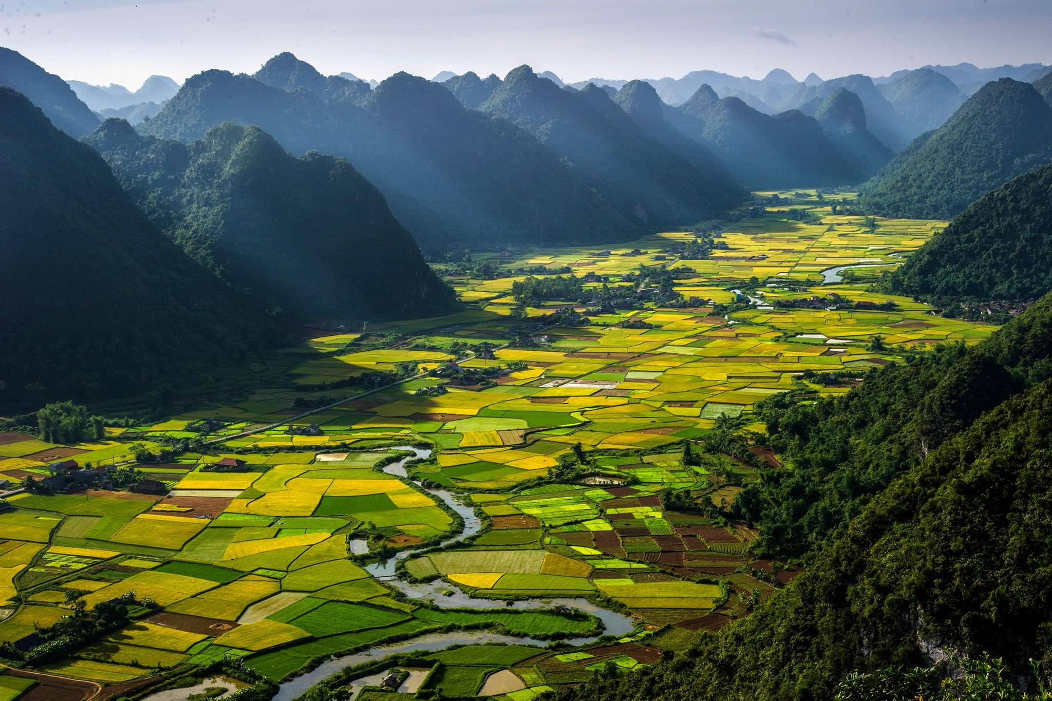 Fabulous beauty of Bac Son Valley – The valley of Sunshine